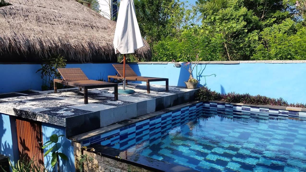 Villa Dua Swimmingpool